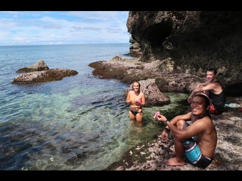 Canadians Find Amazing Cave Pools In Mindanao