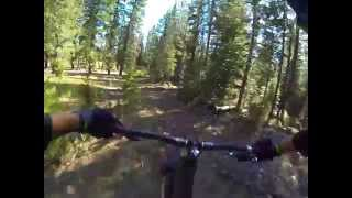 Funner Mountain Bike Trail