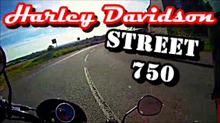 Harley Davidson Street 750 - Fast road test / Review