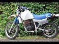 Walk around + drive by of Honda XL600R