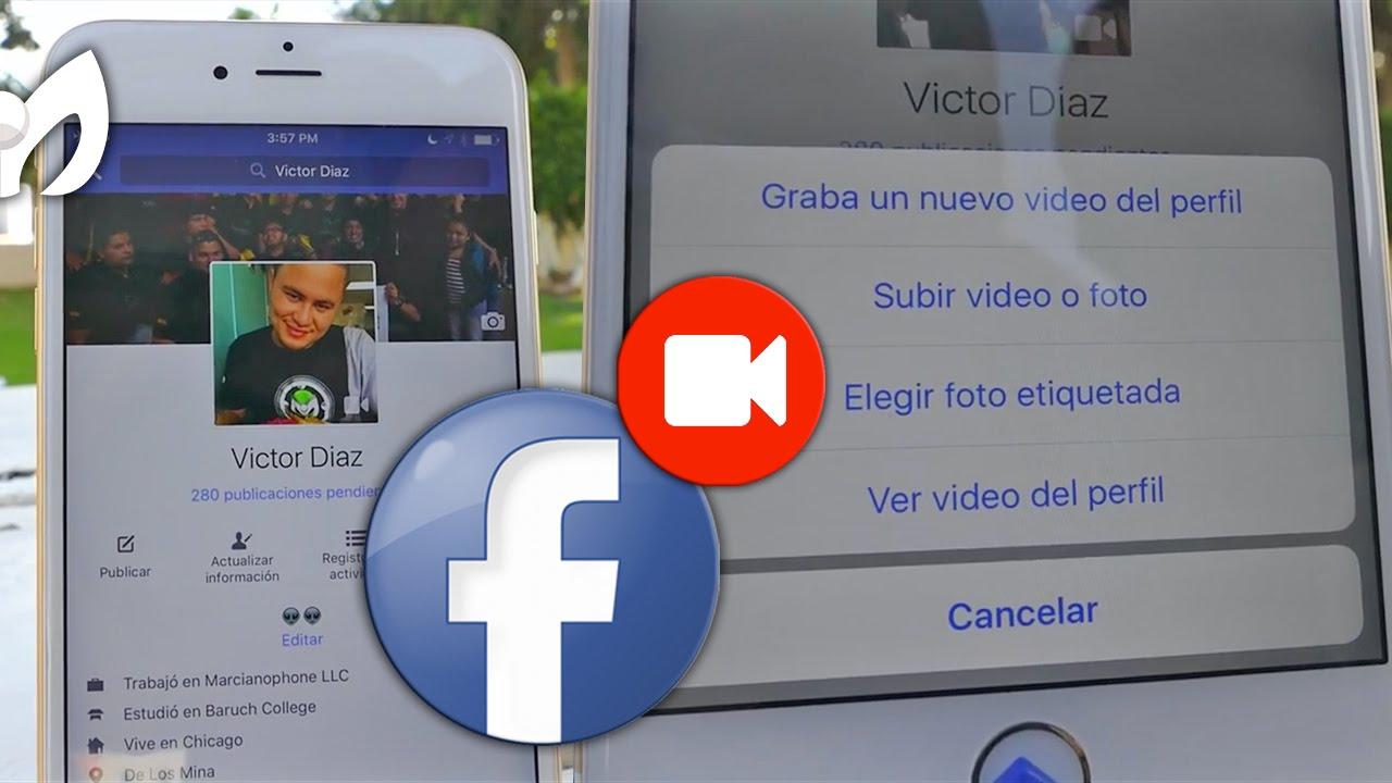 Facebook Activar Fotos Videos Perfil Ya Disponible