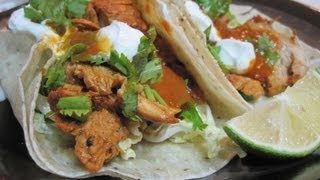 Pork Tenderloin Tacos With Mango Chipotle Bbq Sauce