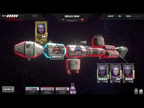 Let's Try: Tharsis - Dice-Based Space Survival Game! Part 1