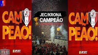 Jogo Completo Joinville 2(1)x(0)2 Assoeva - FINAL Jogo de Volta LNF 2017