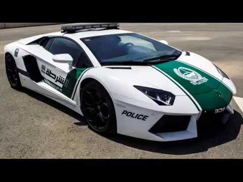 Top 10 des plus belles voitures de police du monde