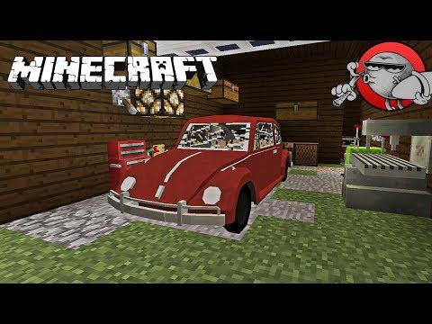Minecraft - НОВАЯ МАШИНА (#26)