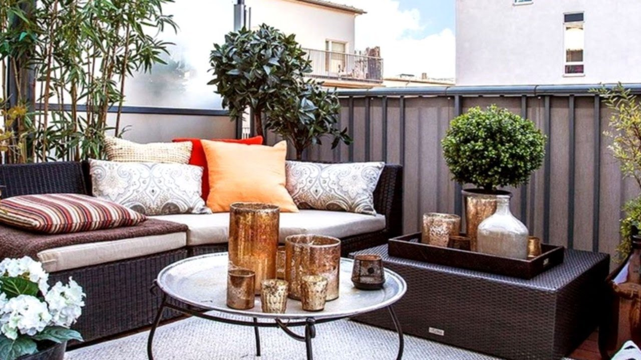 83 small balcony decorating ideas cozy balconies budget for Small balcony ideas on a budget