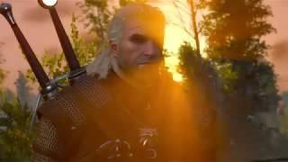 Ведьмак 3: Дикая Охота, прохождение, английская озвучка/русские субтитры, часть-4