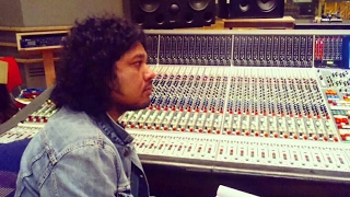 Recording session of Papon's new Assamese album (2017) | Papon