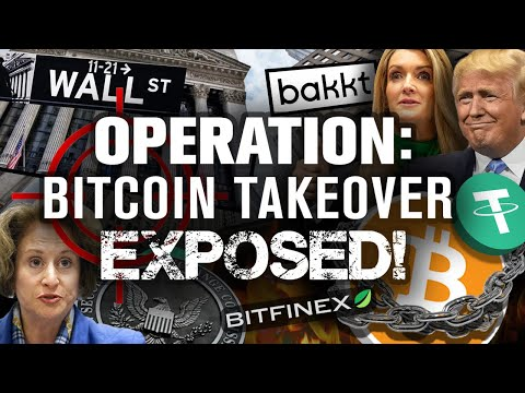 BREAKING! Wall St. Begins Plan: BITCOIN TAKEOVER!