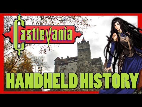 Castlevania Nintendo Handheld History - Game Boy, Advance, DS and 3DS - THGM