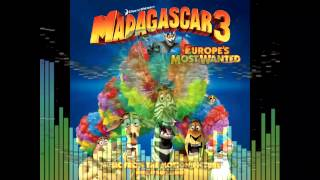 Madagascar 3 - Afro Circus / I Like to move it Mashup
