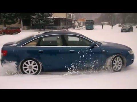 Audi A6 4f 42 Snow Drift