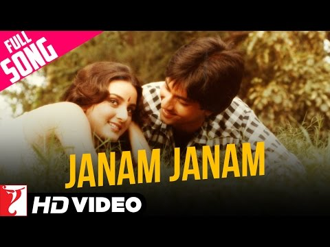 Janam Janam - Full Song HD | जनम जनम | Faasle | Rohan, Farah | Kishore Kumar | Lata Mangeshkar