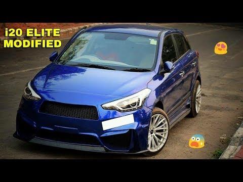 Top 5 Best Modified Hyundai I20 Elite In India Youtube