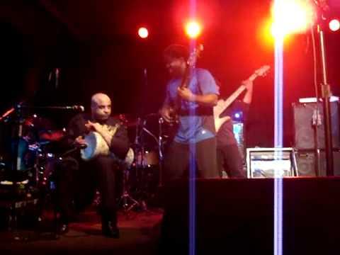 Amir Ali & Victor Wooten live in LA.
