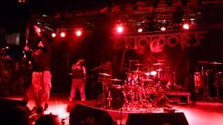 Ektomorf - Redemption, Live @ Backstage Munich 18.3.2013