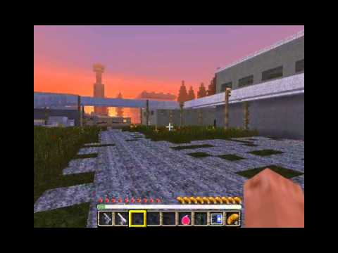 S.T.A.L.K.E.R. в Minecraft ! S.T.A.L.M.I.N.E. v. 0.2