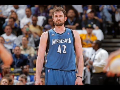 Kevin Love Top 10 Plays of Timberwolves Career!