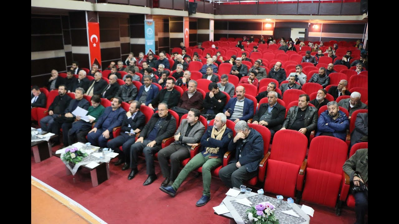 Adıyaman'da 'Uyuşturucuya Hayır Mahallene Okuluna Sahip Çık' Konferansı Düzenlendi