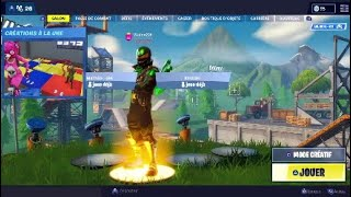 OMG GLITCH to have blue knight! On Fortnite BR!!!!!