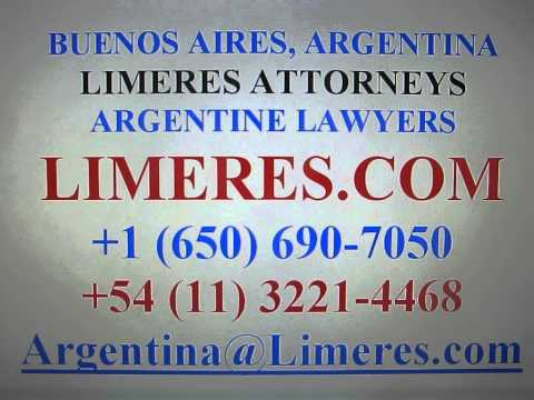 Legal Report on Argentina ::Buenos Aires Attorneys :: Credit and Financial Disclosure