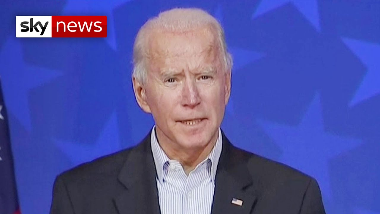 US Election: Biden takes lead in Georgia