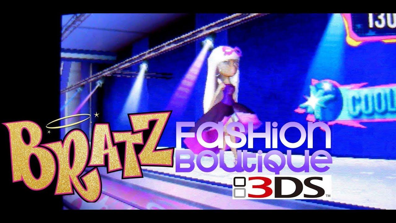 Bratz: Fashion Boutique for Nintendo DS - Nintendo Game Details 75