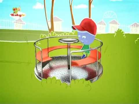 BabyTV Stick with Mick at a playground english