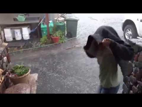 Thunderstorm Wrangell AK