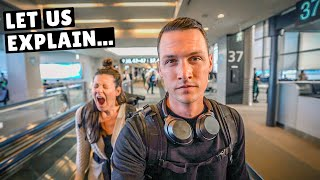 FLYING BACK TO THE PHILIPPINES (redemption trip)