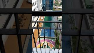 Gambar cover Review AirBnB Apartemen Roseville Soho and Suite BSD (Bedroom)