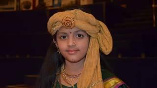 Jhansi Ki Rani Song - Rani LaxmiBai - Khoob Ladi Mardani - Leeds Diwali Show
