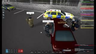 [Roblox Londres] Met SCO19 Patrol -999 ¿Cuál es su emergencia?