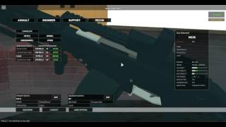 Roblox - Phantom Forces: Halloween + HK MG36 /w Attachments Review