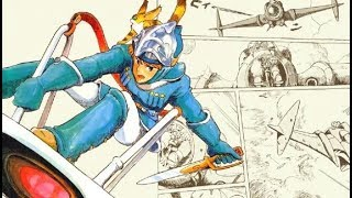 Nausicaa of the Valley of the Wind Manga Unboxing!