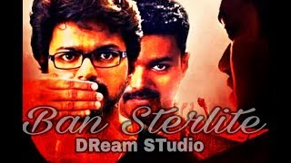 BAN STERLITE Support editing video power by DReam STudio