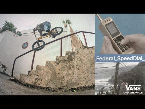 Vans X Federal Presents Speed Dial | BMX | VANS