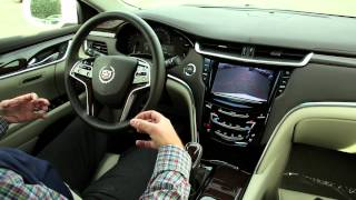 How To Use the Cadillac XTS or CTS Auto Park Assist