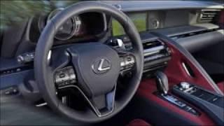 Lexus  LC 500 роскошное купе