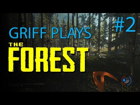 Griff Plays The Forest (Part 2): Invincible Turtles