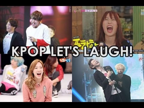 IgotKpop: Let's Laugh!