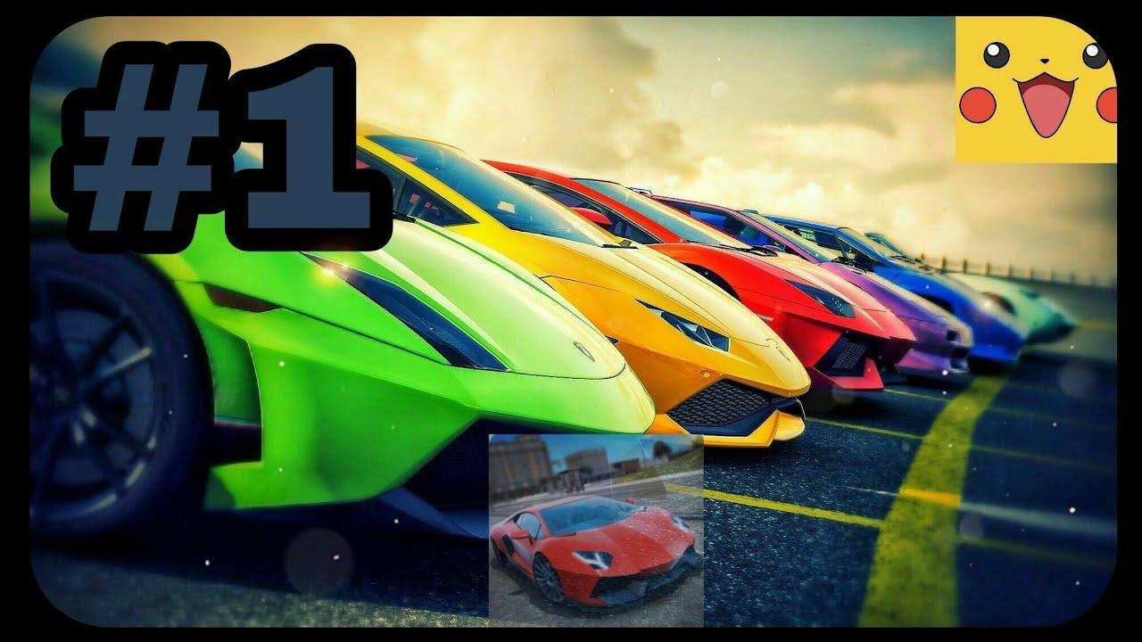 Cooles neues Auto Spiel!?/Ultimate car driving #1/Deutsch und HD ...