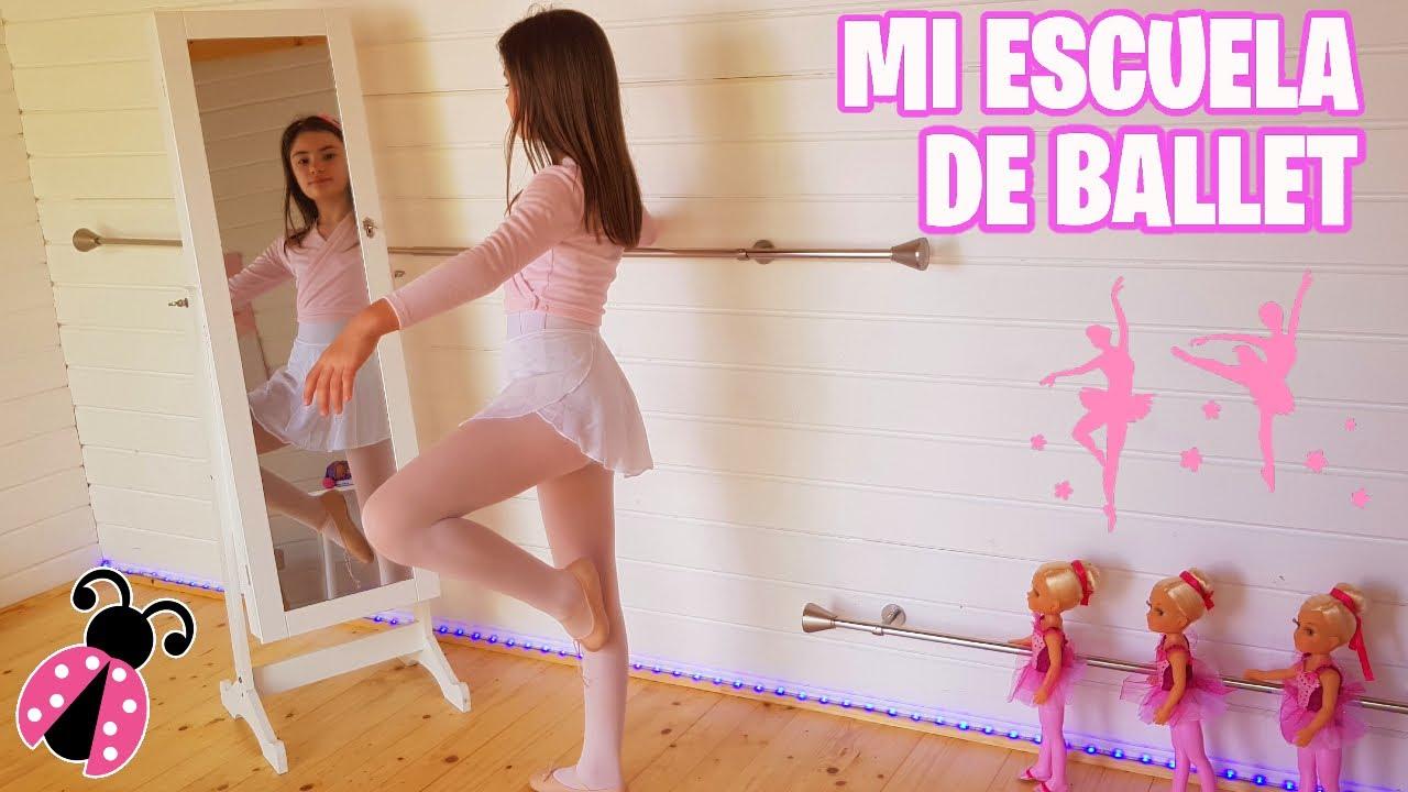 NUEVA ESCUELA DE BALLET EN ARANTXA CITY * Mis primeras alumnas