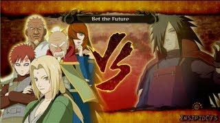 Video Naruto Ultimate Ninja Storm 3 Tsunade (Five Kage) Vs Madara Uchiha S-Rank Hero (English) download MP3, 3GP, MP4, WEBM, AVI, FLV Agustus 2018