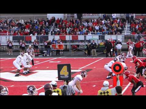 Orchard Lake St. Mary's vs. University of Detroit Jesuit High School [HD] 25 min