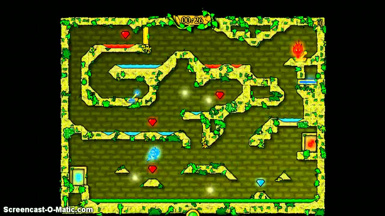 CoolMath Games FireBoy Amp WaterGirl In The Forest Temple W