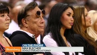 Donald Sterling's Change of Heart: NBA Suit Is On