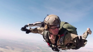 Army Special forces FREE-FALL