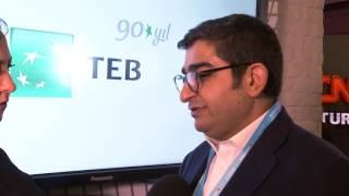 #UEZ2017 SBK Holding Yönetim Kurulu Başkanı Sezgin Baran Korkmaz Röportajı